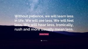 17132-Mother-Teresa-Quote-Without-patience-we-will-learn-less-in-life-We